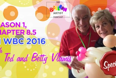 Ted and Betty Vlamis