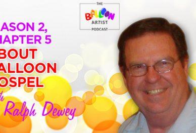 Ralph Dewey Balloon History