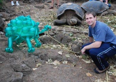 Dan with Turtle Small File
